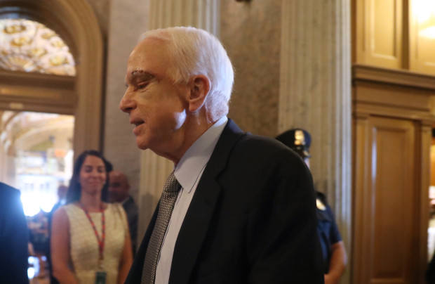 Traitor McCain